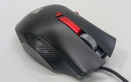 Micronics G70 USB Wired Gaming Mouse RGB Effect 12000DPI image 4