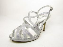 5M 8 Women I Heels Miller Size Fatemah Silver xwq0O4HU