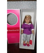 "AMERICAN GIRL DOLL ISABELLE 18"" WITH BOX F7323-BF1A - $123.70"
