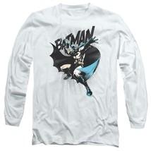 Batman DC Comics Superhero long sleeve graphic t-shirt BM2417 image 1