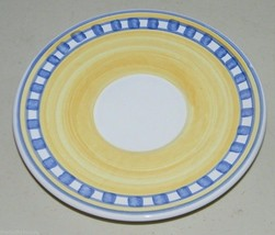 Williams Sonoma Tournesol Italy Saucer 14921  - $10.08