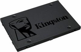 "Kingston 480GB A400 Sata3 2.5"" Internal SSD SA400S37/480G - $78.20"