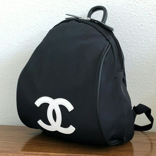 dc328a44dda9 NEW Chanel Black Nylon Vip Gift Backpack and 50 similar items