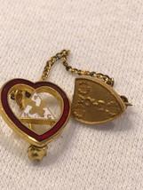 WOTM pin, Women of the Moose, Loyal Order of the Moose International vintage lap - $20.00