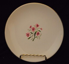 Vintage Knowles Bread Plate, Spring Song - Discontinued Pattern from the... - $3.99