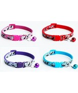 Colorful Camouflage Cat Collar - $4.99