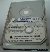 6.8GB 3.5in IDE Drive Maxtor 90684U2 Tested Good Free USA Ship Our Drives Work