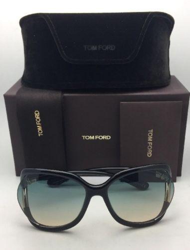 031785f4d5d12 New TOM FORD Sunglasses ANOUK-02 TF 578 01W 60-16 Black ...