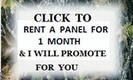 I Will Advertise For You Weekly Package