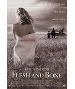 "FLESH AND BONE 27""x40"" D/S Original Movie Poster One Sheet 1993 Meg Ryan... - $19.59"