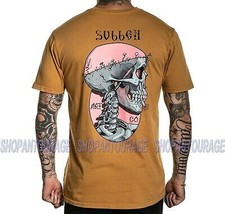 Sullen Myltyara SCM4039 New Short Sleeve Graphic Tattoo Skull T-shirt Fo... - $28.91+