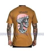 Sullen Myltyara SCM4039 New Short Sleeve Graphic Tattoo Skull T-shirt Fo... - $28.91+