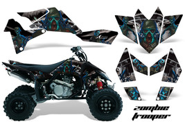 Suzuki LTR 450 AMR Racing Graphic Kit Wrap Quad Decals ATV 2006-2009 ZOM... - $169.95