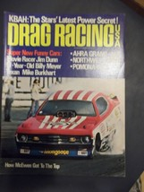 Vintage August 1974 Issue Of DRAG RACING Magazine Super New Funny Cars - $12.86