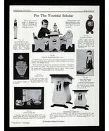Childrens Nursery Art Furniture 1928 Catalog AD Page Art Graphics Collec... - $14.99
