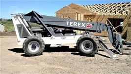 2006 TEREX TH1056C For Sale In Mandan, North Dakota 58554 image 6