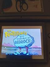Nintendo Game Boy Advance GBA The Flintstones: Big Trouble In Bedrock image 1