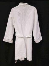 White Ralph Lauren Women Bath Spa Lounge Sleep Robe Sz Large image 3