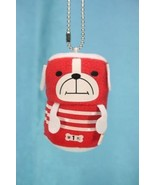 San-X Dry cell battery Dog Plush Doll Keychain Charms A - $19.99