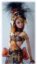 ooak enchantress mermaid of the black sea by Dollocity - $147.00