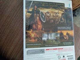 Nintendo Wii The Lord Of The Rings: Aragorn's Quest image 2