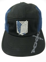 Attack on Titan Adjustable Adult 5 Panel Cap Hat New NWT - $14.84