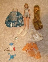 Dawn Doll Lot Topper 1970s Clothes & Accessories - $24.99