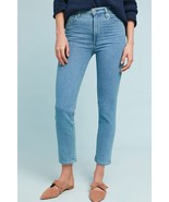 NWT CITIZENS OF HUMANITY ANABELLA VENUS SCULPT HIGH-RISE SLIM CROPPED JEANS - $123.49