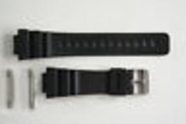 Watchband Black Rubber 2 pin FITS Casio G-Shock DW-6600 DW-6900B GW-6900 G-6900 - $11.95