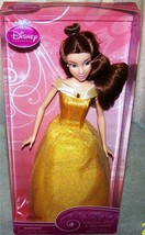 Disney Princess BELLE Classic Doll Collection Doll New - $14.50