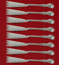Old Master by Towle Sterling Silver Escargot Fork Set Custom Made Unusual  - $1,199.00