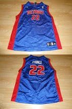 Youth Detroit Pistons Teyshaun Prince XL (18/20) Adidas Jersey - $9.49