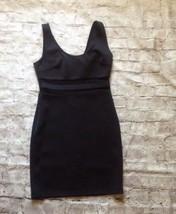 Forever 21 Dress Pencil Sheer Waist Sleeveless Size Medium EUC - $21.73