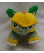 "Pokemon SOFT GROTLE 4"" Plush STUFFED ANIMAL Toy - $18.32"