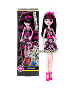 """Year 2015 Monster High How Do You Boo? 10"""" Doll - Daughter of Dracula DR... - $39.99"""