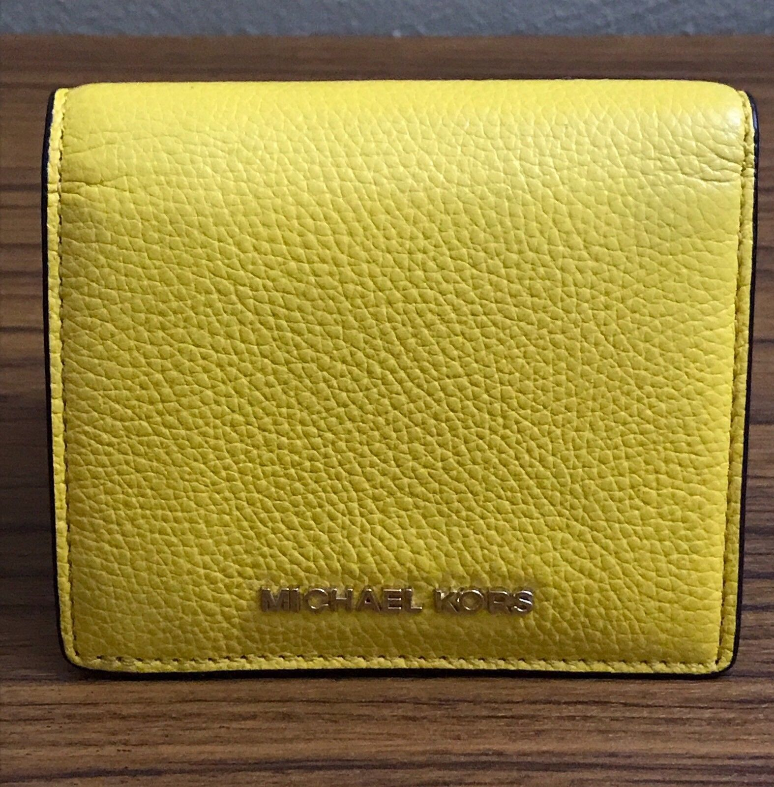 c239ba2012ce NWT Michael Kors Jet Set Sunflower Yellow and 50 similar items. S l1600
