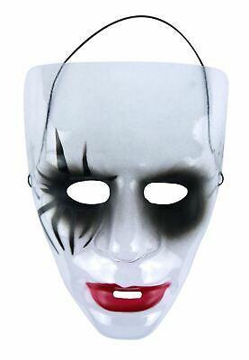 Trasparente Halloween Maschera - Giorno Dei Morti / The Purge, un , Costume