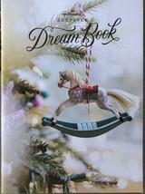 Hallmark 2020 Keepsake Ornament Dream Book With Wish List Included - $5.99