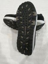 Womens Sz 9.5 M Skechers Shape-Ups Comfort Stride Shoes Sneakers Black & Silver image 5
