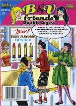 Betty and Veronica Digest Magazine #220 VF/NM; Archie | save on shipping - detai - $3.25