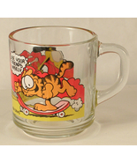 "Garfield & Odie McDonald's Mug ""Use Your Friend... - $18.00"