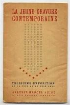La Jeune Gravure Contemporaine Troisieme Exposition Catalog 1931 Paris F... - $74.17