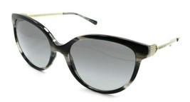 Michael Kors Sunglasses MK 2052 328911 55-18-140 Abi Black Horn / Grey G... - $78.79