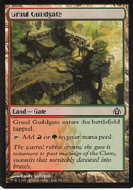 Magic The Gathering Gruul Guildgate Card #150/156 - $0.99