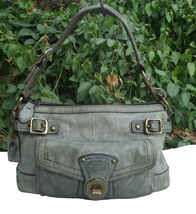 Coach 65th Anniversary Legacy Shoulder Bag 11127 Clay Leather Brass - €74,52 EUR