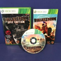 Bulletstorm - Epic Edition - Xbox 360 Game- COMPLETE+DISC+MANUAL+ORIGINA... - $7.99