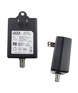 Slim PCT Wall Mountable Power Adapter, Input 100-240 Output 12 V 500mA f... - $13.99