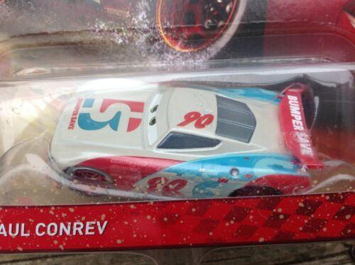 Disney Pixar Fireball Racers Paul Conrev Car 2018 image 5