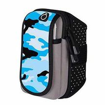 PANDA SUPERSTORE Fashion Armband Running Gym Fitness Cell Phone Arm Package Key