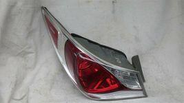 11-15 Sonata Hybrid LED Tail Light Lamp Driver Left - LH image 4